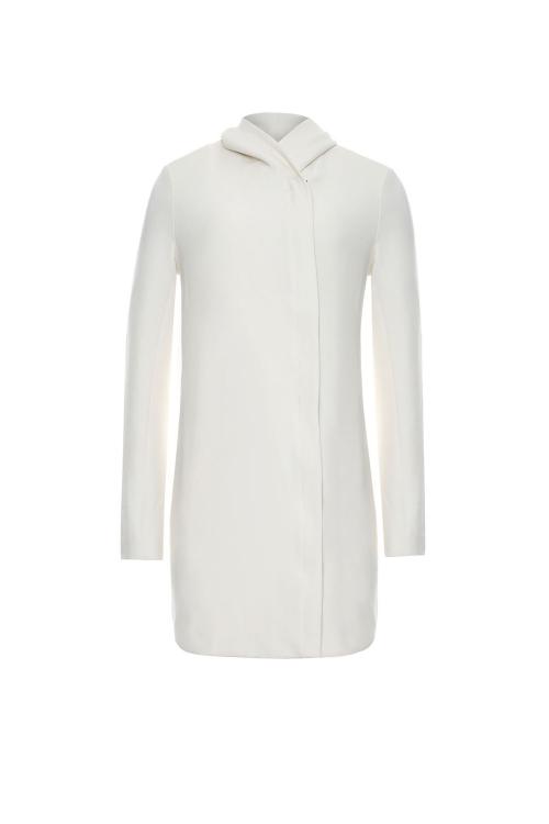 casaco textura alfaiataria