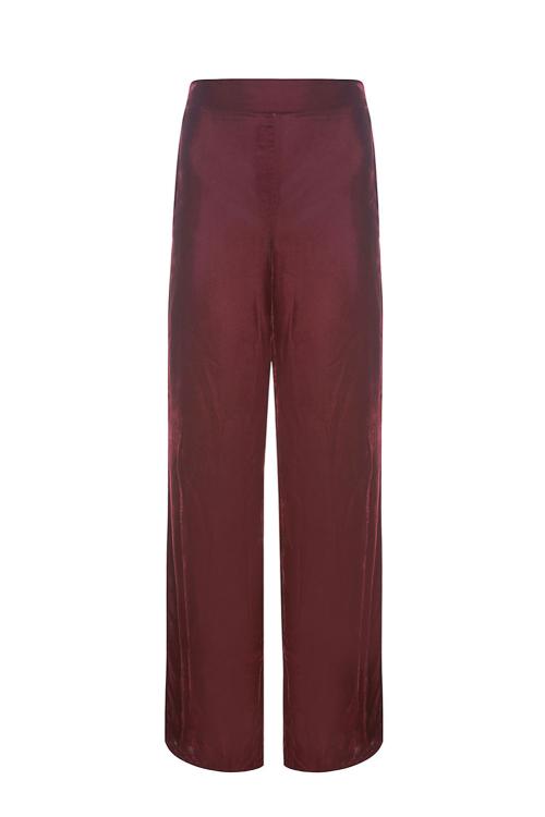 calça veludo pantalona