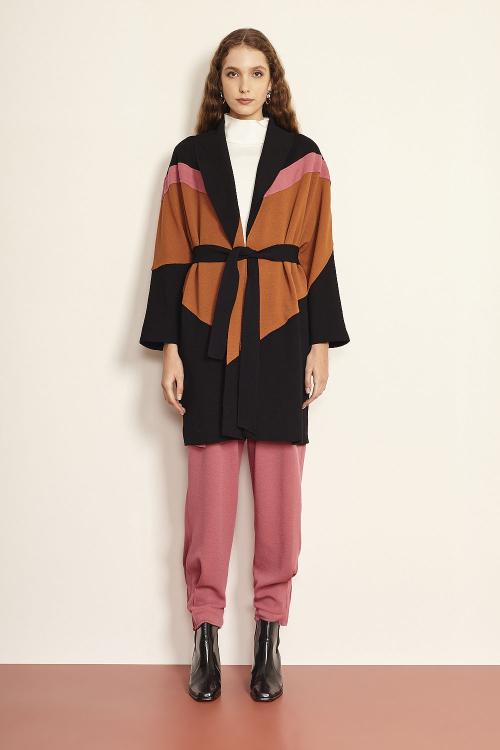 casaco bouclê colors